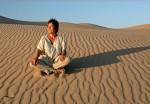 Mongolia-dune