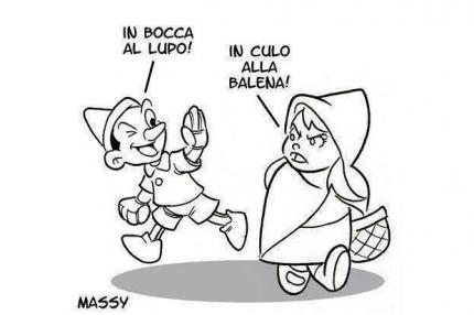 Pinocchio-CappuccettoRosso